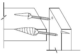 pocket screw